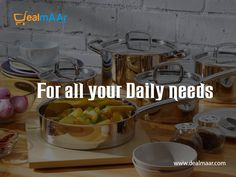 Get all #kitchenwareaccessories now at lowest price only from #dealmaar.