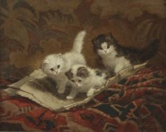 painting Raaphorst Cornelis 1875-1954
