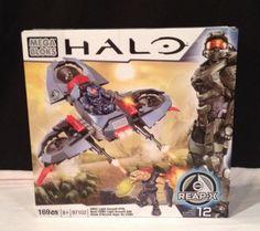 NEW & SEALED ~ Mega Bloks Halo SET # 97102 UNSC Light Assault VTOL  #MegaBloks