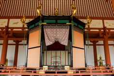 A few days ago I visited the Heijō Palace grounds in Nara and went to see the Imperial throne, of course its a replica. This is the Takamikura (高御座) throne used by the various emperors of the Nara period. It is inside the Imperial Audience Hall (Daigoku-den-第一次大) in the Heijō Palace grounds in Nara! #Takamikura, #高御座, #Daigokuden, #第一次大, #HeijoPalace, #平城宮, #Nara