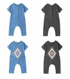 20150450-09 Baby Onesie, Onesies, Jumpsuit, Rompers, Kids, Fashion, Baby Overalls, Overalls, Young Children