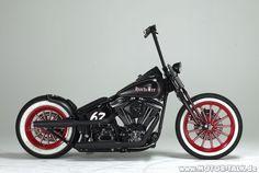Old School Harley Davidson | old-school-1
