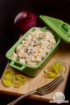 Sa?atka ?ydowska Avocado Hummus, Holiday Festival, Potato Salad, Grains, Food And Drink, Rice, Impreza, Baking, Health