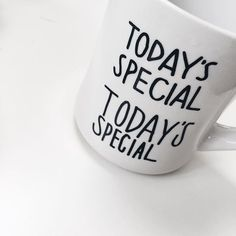 Today's special  #daily #데일리 #투데이 #today #special #mug #mugcup #design #photo #photoshoot #photos #todaysspecial