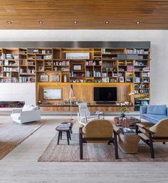 Studio MK27 have designed the Tetris House in Sao Paulo, Brazil.
