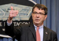 كارتر يدين قصف روسي لمجموعة عسكرية مدعومة من امريكا