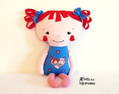 Free Fabric Doll Patterns | Dolly Donations: 2011-09-11