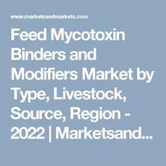 Feed Mycotoxin Binders and Modifiers Market by Type, Livestock, Source, Region - 2022   MarketsandMarkets