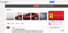 5.10 Luxury Brands Fare Best in Terms of Google + Engagement (G+ is highly photo driven - like Pinterest!)