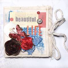 Beautiful Life {Words & Paintery}   Tusia Lech - January 2016