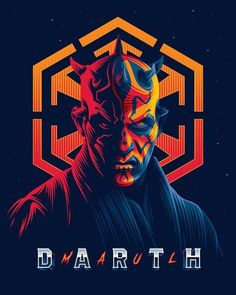 Aleksey Rico - Star Wars Illustration - Darth Maul via Star Wars Sith, Clone Wars, Star Trek, Darth Maul Wallpaper, Star Wars Wallpaper, Images Star Wars, Star Wars Pictures, Marvel Timeline, Captain Marvel