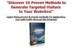 FREE: Proven Traffic Methods Videos
