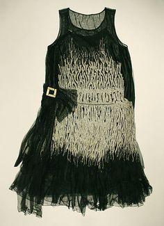 Dress, ca 1927