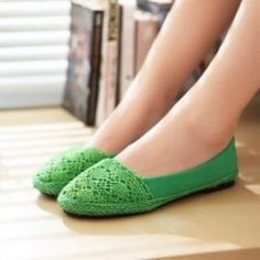 Flat ladies shoes sweet comfortable shoes - LovelyWholesale.com