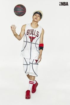 TWICE and GOT7 get super athletic for 'NBA Style' | allkpop.com