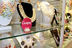 Silver and gold necklace #guapa