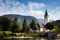 Three Natural Excursions, Day Trips around Lake Bled