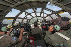 "B-29 ""Fifi"" cockpit"