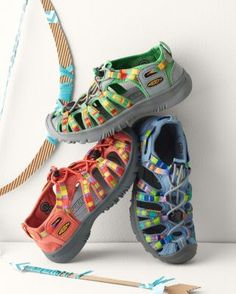 Keen Whisper Sandals - Garnet Hill ---must get these for sabine to wear on the beach! so cute