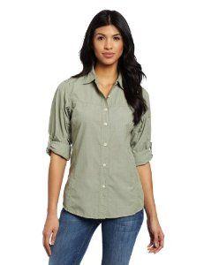 Exofficio Women's Bugs Away Baja Long Sleeve Shirt http://www.branddot.com/13/Exofficio-Womens-Sleeve-Shirt-Medium/dp/B008BJRHIK/ref=sr_1_78/176-9933110-1774634?s=apparel