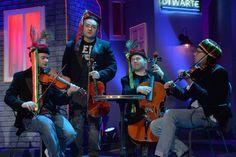 Na jeden wieczór wcielą się w orkiestrę... ludową! (fot. I. Sobieszczuk/TVP)