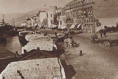 The quayside of Smyrna