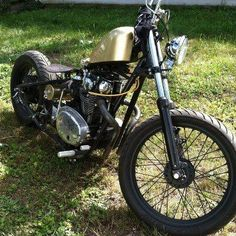 Building xs650 bobber - Yakaz Motorcycles
