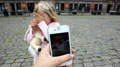 Ulovlig å legge ut bilder av andres barn
