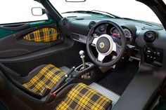 The Lotus Exige Sport 350: Plaid Seats And A Sexy Manual? Sold