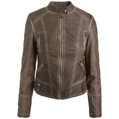 """""""Kenna"""" T-Wall Line Shopping, Motorcycle Jacket, Leather Jacket, Luxury, How To Wear, Jackets, Clothes, Collection, Women"""