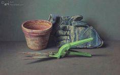 Groene vingers :Art Eric de Vree