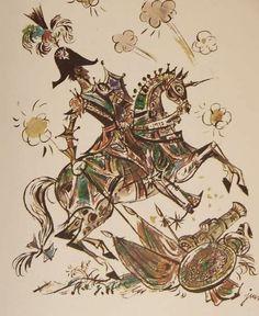 rys. Jan Marcin Szancer Fantasy Art, Illustrator, Sketch, Sketch Drawing, Fantastic Art, Sketches, Fantasy Artwork, Illustrators, Tekenen
