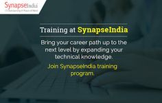 SynapseIndia Training facility in Noida helps B.Tech. and MCA students: Expand…