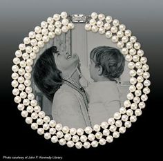 Jacqueline Onassis Engagement Ring And Ruby Parure