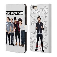 Official One Direction 1D Louis Full Group Photo Solo Leather Book Wallet Case Cover for Apple iPhone 6 Plus 5.5, Price: $23.95 http://astore.amazon.com/1dstore-20/detail/B013328A44