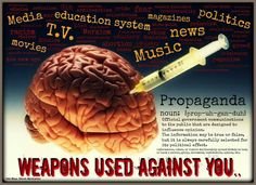Weapons used against you