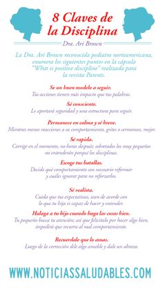 8 claves de la disciplina. Kids And Parenting, Parenting Hacks, Coaching, Emotional Intelligence, Study Tips, Kids Education, Teaching English, Classroom Management, Kids Playing