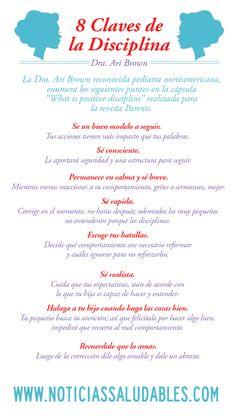 8 claves de la disciplina.