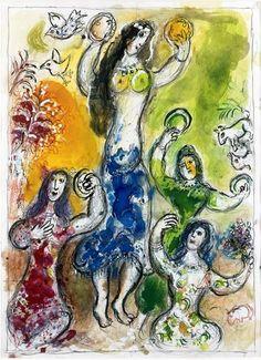 La danse de Myriam, 1966