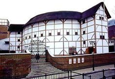 Globe Theater. How have I not had this on my bucket list from the beginning???