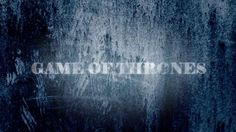 Game of Thrones, Motion Graphics, after effects