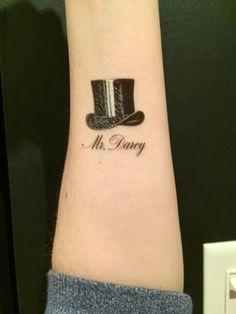 Pride and Prejudice  Mr. Darcy