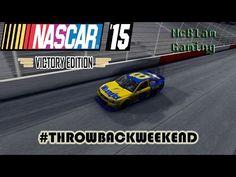 NASCAR '15 - Bojangle's Southern 500 #ThrowbackWeekend