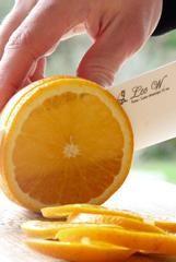 Couteau en céramique LEO W-B Orange, Leo, Boutique, Frying Pans, French Fries, Healthy, Knives, Boutiques, Lion