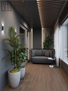 23 Cozy Small Apartment Balcony Decor Ideas with Beautiful Plant - josh-hutcherson Home Room Design, Home Interior Design, Interior Architecture, Living Room Designs, Interior Decorating, Small Balcony Design, Small Balcony Decor, Modern Balcony, Balcony Decoration