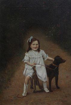 Картина Чарльза Spencelayh