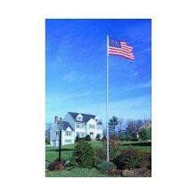 Sunsetter - Flagpole, 20' Telescoping > Includes 3' x 5' fade-resistant nylon American Flag with embroidered stars 100% aircraft-grade aluminum flagpole is super strong Rust-proof, maintenance-free Check more at http://farmgardensuperstore.com/product/sunsetter-flagpole-20-telescoping/