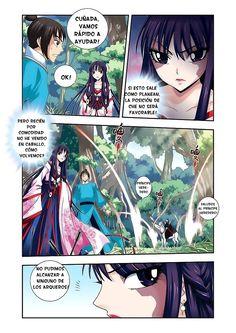 Manga Descenso del Fenix -Descent of the Phoenix- Capítulo 13 Página 9