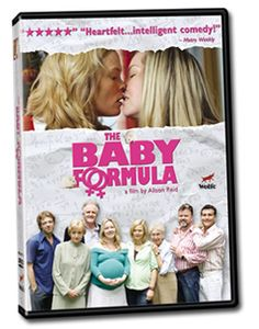 From out lesbian actress/director Alison Reid comes this feisty, fun and fantastical comedy in which twolesbians in love become pregnant at the same time (with sperm created from one another's stem cells) and embark on a wild adventure – with a bit of unexpected family drama as their parents respond to the news!