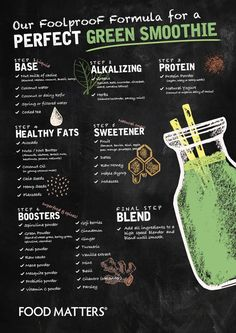 How to Build the Perfect Green Smoothie (Infographic) Are you ever guilty of posting photos of green smoothies to social media? To us, a green smoothie is something so beautiful. Learn why we love them and what our fool-proof formula is! Apple Smoothies, Green Smoothie Recipes, Healthy Smoothies, Healthy Fats, Healthy Drinks, Green Breakfast Smoothie, Best Green Smoothie, Vegetable Smoothies, Smoothies With Veggies